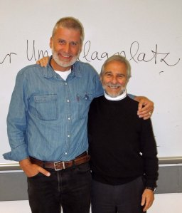 with Prof. Volker Langbehn