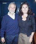 with Associate Principal Jan Carlson