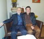 with school owner Grzegorz Szymczak