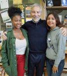 with Thalia and Jasmine