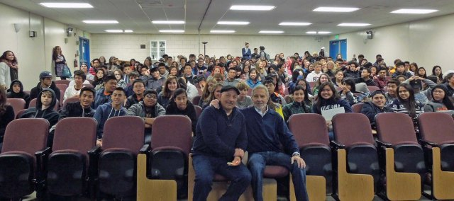 with Jack Weinstein and our audience