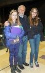 with Caera and Julia