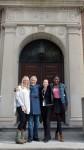 with Judi Bohn, Molly McDonald-Long, and Jordan