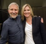 with CWA teacher Laryssa Schmidt