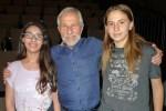with Nadine and Clara