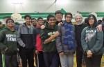 with Arush, Ashu, Yusuf, Rohan, Ben, Hrithik, Shamail