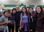 with Anushka, Nicole, Angela, Tiffany, Amber