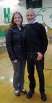 with Vice Principal Jennifer Moore