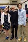with Kayleigh and PJ