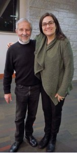 with Rabbi Kate Speizer