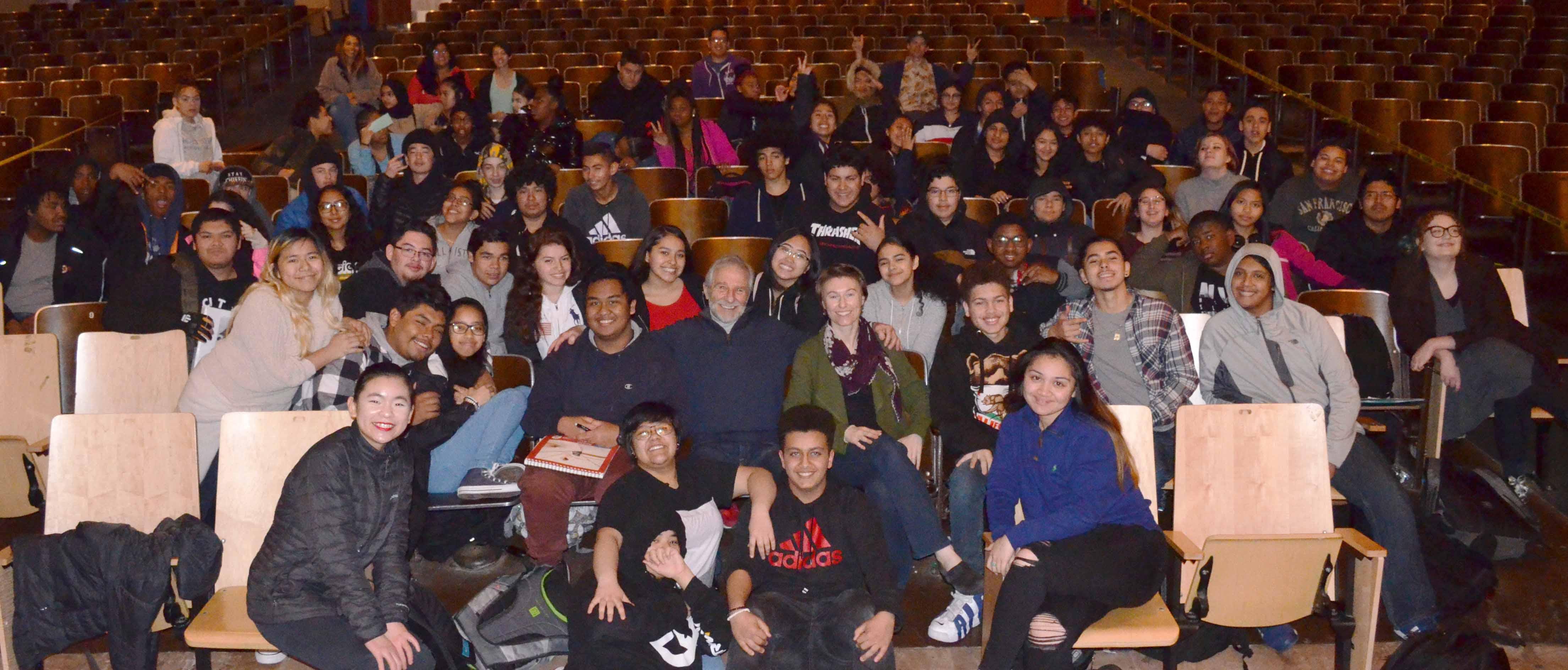City Arts and Tech High School, San Francisco, CA – March 22